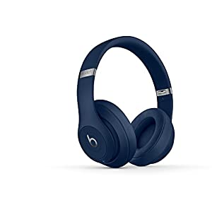 Beats Studio3 Wireless Noise Canceling Over-Ear Headphones – Blue