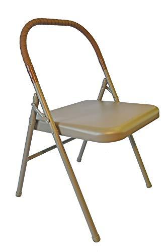 Pune Iyengar Yoga Chair - Brown
