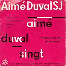 "Religiöse Chansons aus Frankreich (7"" Vinyl Single)(1970)(Christophorus CV 75 021)"