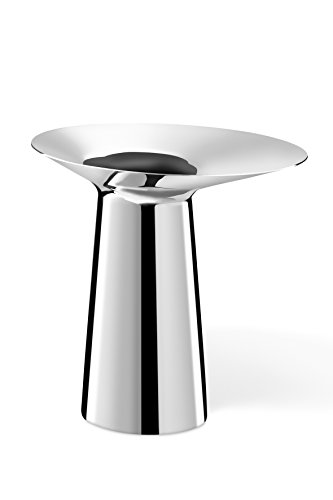 (Zack 30640 Parego Vase with High Gloss, Diameter 7.68