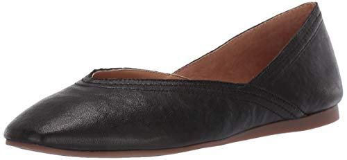 Lucky Brand Women's Alba, Black, 8 M US