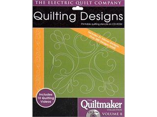 - The Quiltmaker Collection Volume 8