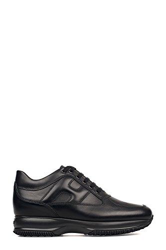 Uomo Pelle HXM00N000101POB999 Sneakers Nero Hogan OxX5z5