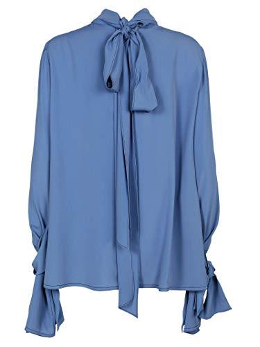 Marni Women's Camaz22a0000b37 Blue Acetate Blouse ()