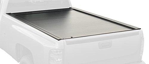 Pace Edwards FEF1290 Jackrabbit Tonneau Cover Kit (66-96 Ford F-Series 8ft Bed Full Metal with Explorer Rails)