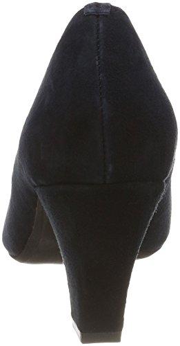 017 Women's Dunkelblau Hirschkogel Toe Heels Closed 3000507 Blue 0xdx6Aqw