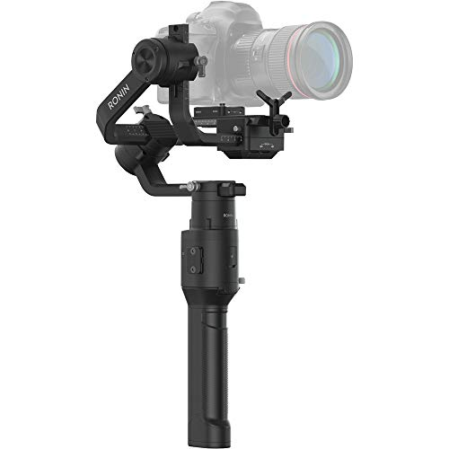 DJI Ronin-S Essentials Kit Handheld 3-Axis Gimbal Stabilizer with All-in-one Control for DSLR and Mirrorless Cameras Starters Bundle - CP.RN.00000033.01 by DJI (Image #1)