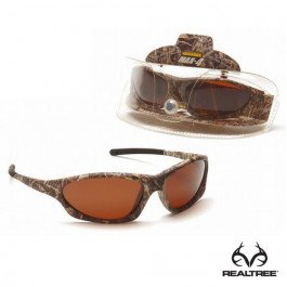 AES Officially Licensed Sniper 4 Sunglasses, Realtree Advantage (Sniper Eyewear Protective)