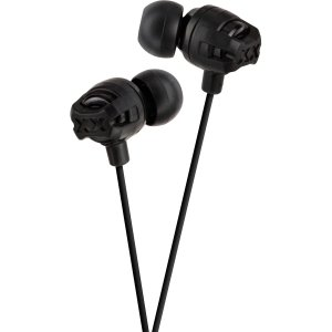 JVC XX HA-FR201 Earset - Stereo - Pink - Wired - 16 Ohm - 5 Hz - 20 kHz - Gold Plated - Earbud - Binaural - Open - 3.94 ft Cable - HAFR201P