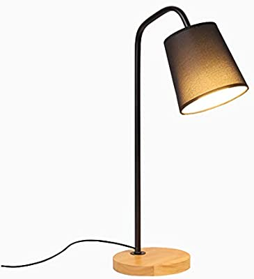 Lámpara De Mesa LED Minimalista Moderna para El Hogar Escritorio ...