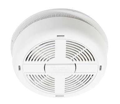 Detector de humos funciona con pilas First Alert detector de humos de corriente de alta calidad: Amazon.es: Iluminación