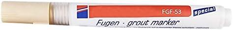 Tincocen Kachel Fuge Panade Marker Wand Boden Keramik Fliesen L/ücken Professionell Effektiv Reparatur Stift Khaki