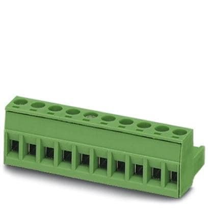 Pluggable Terminal (Pluggable Terminal Blocks 8 Pos 5mm pitch Plug 24-12 AWG Screw (1 piece))