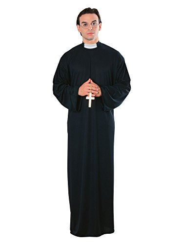 (Rubie's Priest Adult Costume)