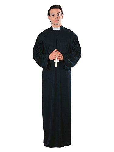 Rubie's Priest Adult Costume -