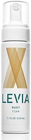LEVIA - Espuma antipiojos 100% natural. Elimina las liendres y mata los piojos sin necesidad de productos químicos. (210 ml)