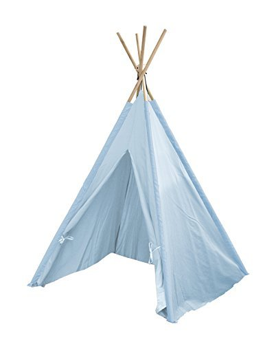 Heritage Kids Play Tent, Light Blue by Heritage Kids