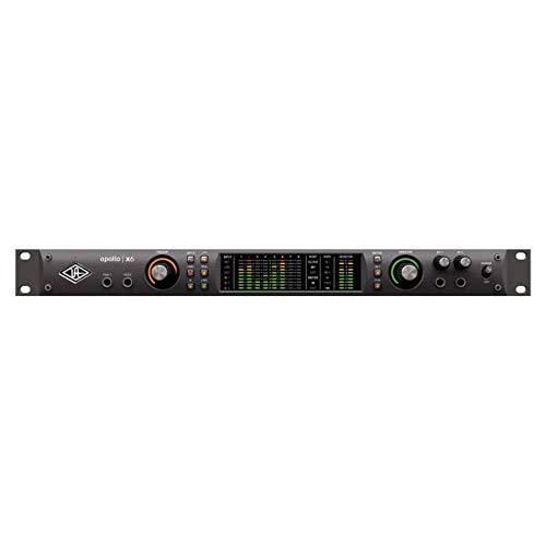 (Universal Audio Apollo x6 Thunderbolt Audio Interface)