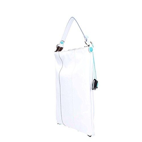 GABS - Bolso al hombro para hombre Bianco
