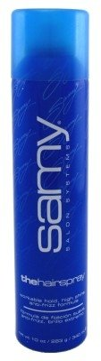Samy Hairspray Workable Hold Anti-Frizz 10oz Aerosol