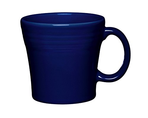 cobalt tapered mug
