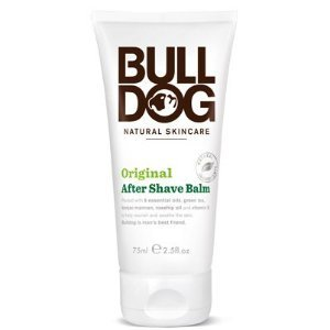 MEET THE BULL DOG Original After Shave Balm, 2.5 Fluid Ounce