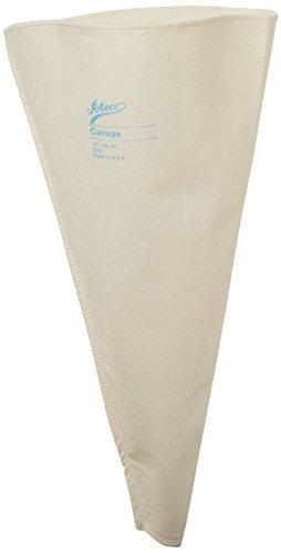 "Ateco 3218 18"" Canvas Pastry Decorating Bag"