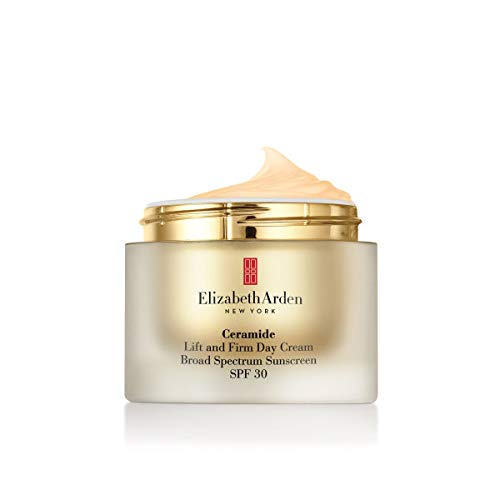 Elizabeth Arden Ceramide Lift and Firm Day Cream, Sunscreen SPF 30, 1.7 oz
