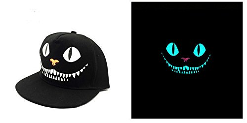 2016 New Cap B-Boy HiP-Hop hat Glow in the dark - Policy Store Online Return