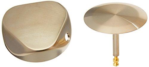 Geberit 151.551.ID.1 Traditional Metal TurnControl Trim Kit, ForeverShine Brushed Nickel