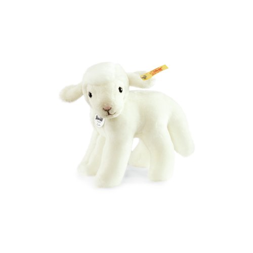 Steiff Linda Lamb Plush, White