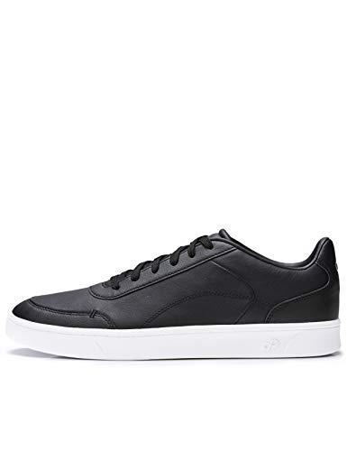 CARE OF by PUMA knöchelfreie Sneaker für Herren aus Leder