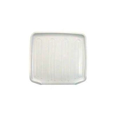 Rubbermaid Large White Drain-Away Tray 1182MAWHT - Pack of 4