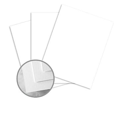 STARWHITE Tiara Paper - 8 1/2 x 11 in 24 lb Writing Smooth Watermarked 500 per Ream
