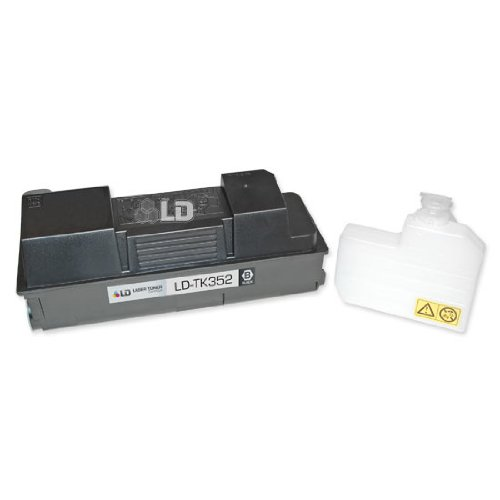 LD © Compatible Kyocera Mita Black TK-352 Laser Toner Cartridge.