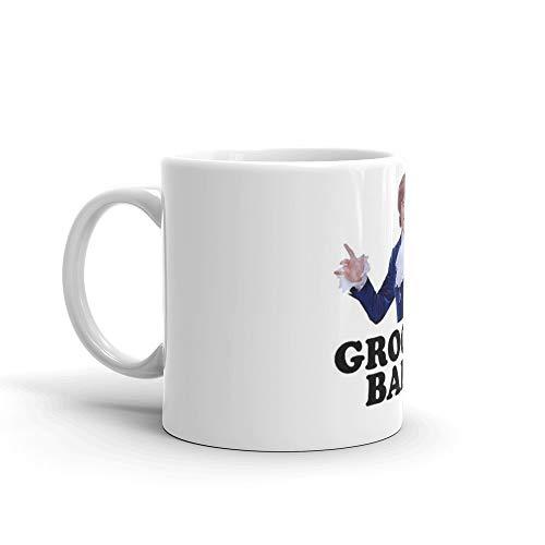 Austin Powers - Groovy Baby 11 Oz White Ceramic -
