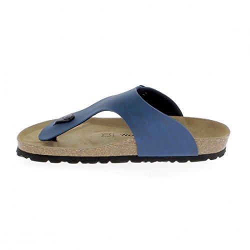 Sunbay - Tongs / Sandales - Su-11376 - Bleu