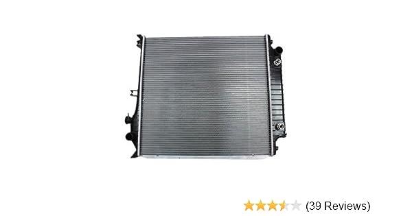 Amazon.com: TYC 2816 Ford Explorer 1-Row Plastic Aluminum Replacement Radiator: Automotive