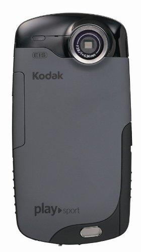Kodak Waterproof Outdoor Video Camera Playsport Video Camera Black ...