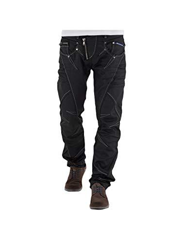 Cipo Jeans Baxx amp; Nero Uomo qRqgErxwC