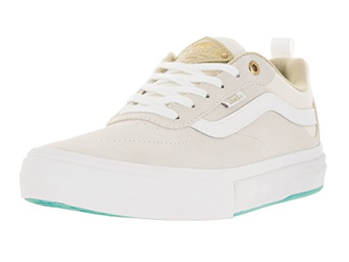 Vans Mens Kyle Walker Pro W Bianco / Ceramica Scarpa Da Skate