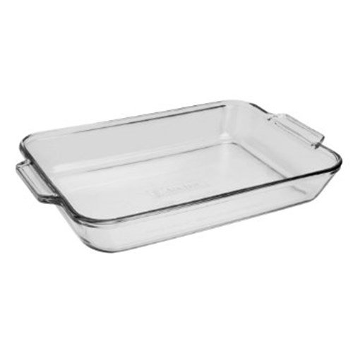 Anchor Hocking Fire King 2 Quart 8'' x 11'' Rectangular Baking Dish by Anchor Hocking