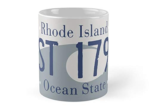Rhode Island 11oz Mug - Great gift for family and friends.