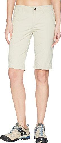 Royal Robbins Women's Discovery Iii Bermuda Shorts, Sandstone, Size 16