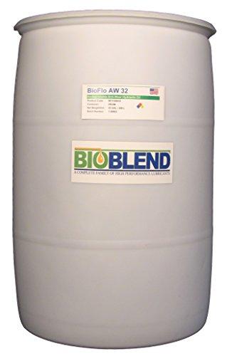 BioBlend BioFlo AW 32 Hydraulic Oil Fluid (55 Gal Drum / ...
