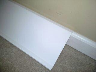 Base Board & Carpet Paint Shield Two in a (Carpet Base)