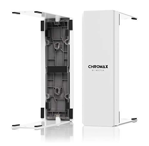 Noctua NA-HC6 chromax.White - Heatsink Cover for NH-U14S, NH-U14S TR4-SP3 & NH-U14S DX-3647 (White)