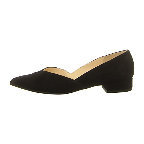 HÖGL Women's Royal Closed Toe Ballet Flats Black (Schwarz 0100) bo9Txi1ki