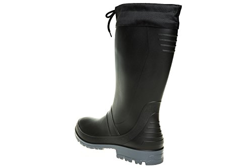 High Rubber Black Men Sizes AXEL quality 47 boots Black BOCKSTIEGEL® 36 xzEIRwf