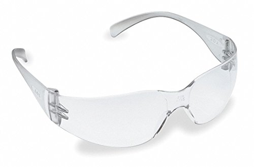 Eyewear, Clear Frame, Clear Anti-Fog Lens (Eyes Eyewear)